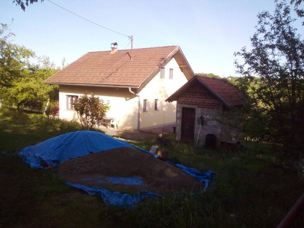 vikend kuća borkovići